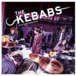 1stスタジオAL「THE KEBABS[スタジオ録音盤]」配信スタート!